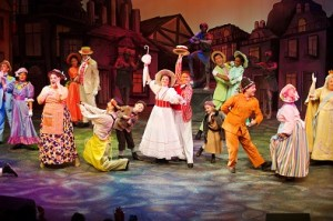 Aurora Theatre presents Mary Poppins