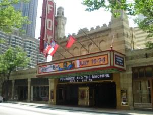 Fox Theatre Atlanta