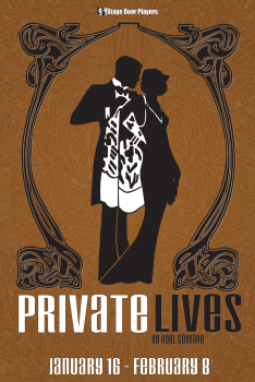 Private Lives at Stage Door Players