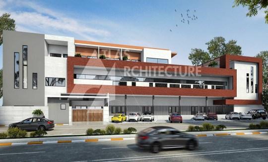 projet-dun-immeuble-de-bureaus-et-dappartements-2