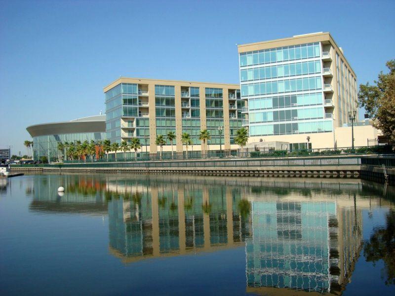 Lexington Plaza Waterfront Hotel (Stockton)