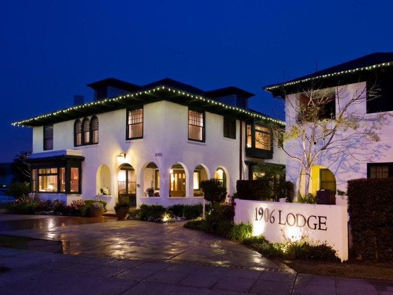 1906 Lodge (Coronado)