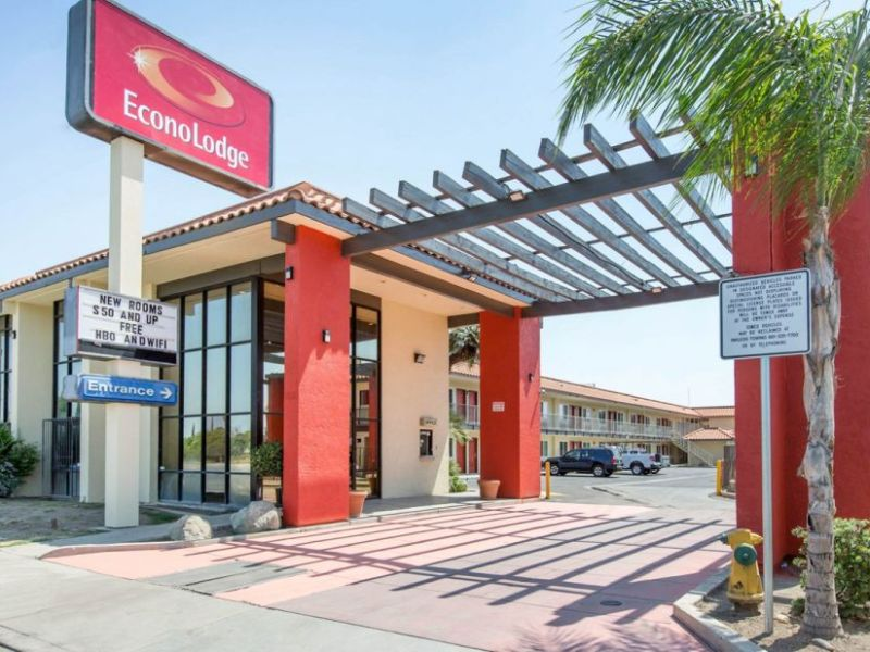 Econo Lodge (Bakersfield)