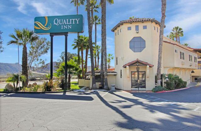 Quality Inn (Fallbrook)