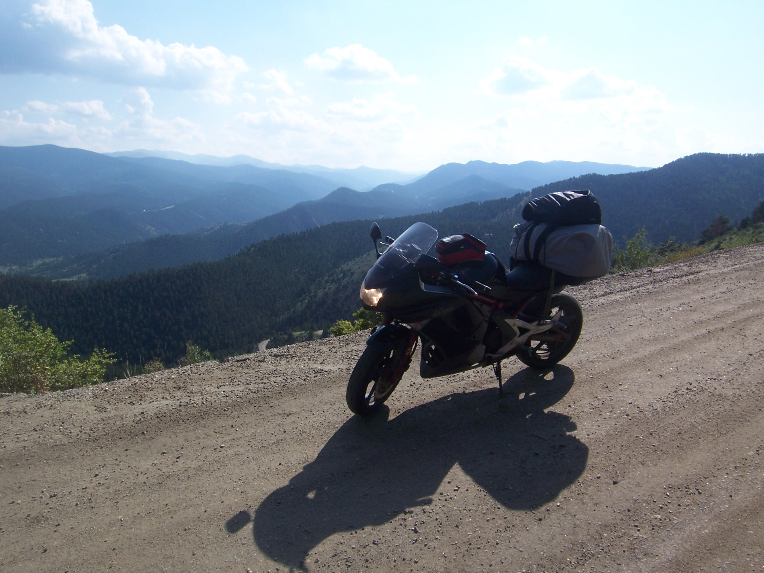 2006 Kawasaki Ninja 650r Review 40000 Miles Later Atlas Rider Wiring Harness Honestly When I Bought The Didnt Know What Term Sport Touring Even Meant All That Mattered To Me Was Comfortable Sitting On