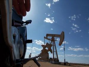 Random Oil Rig, Texas