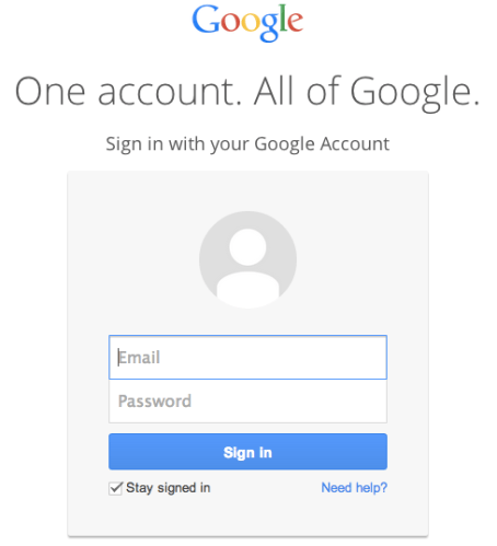 In need of some serious Google Account help!