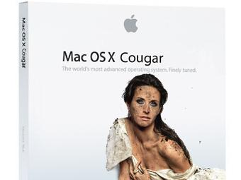 Mac OSX Cougar