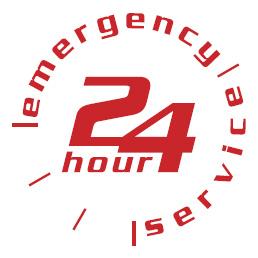 24-hr emergency-service