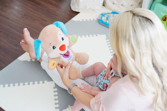 Katelyn Jones A Touch of Pink buybuy BABY Toys