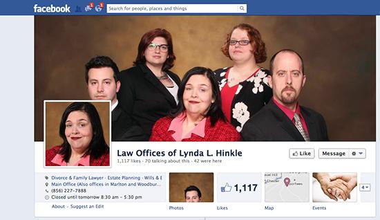 HinkleFacebookPage