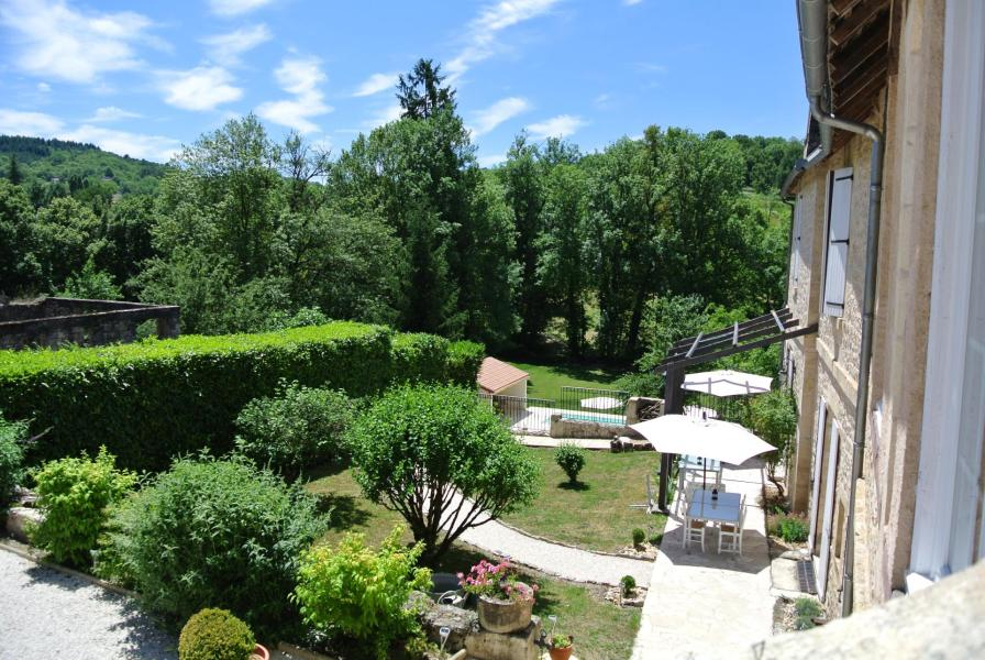 Charming Guesthouse in Dordogne  close Lascaux The garden