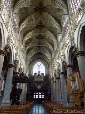 Nef de l'église Notre Dame