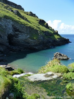 Crique de Tintagel