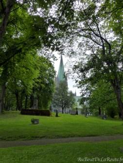 Jardin de la cathédrale