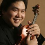 Yosuke Kawasaki, violin