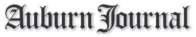 Auburn Journal Logo
