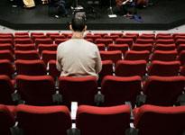 Concert Hall - Empty