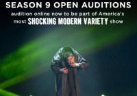 AGT online audition info