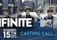 K-pop auditions for Infinite show