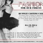 Orlando Florida Fashion Show Needs Models