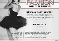 Fashion models in Orlando area for fashion show