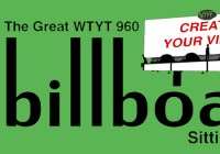 Great Wyyt billboard sitting contest auditions for lead roles