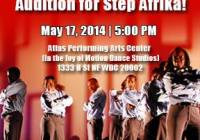 Step Afrika Dance Company