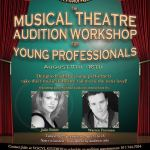 Musical Theater Workshop in Austin for ages 12 to 18
