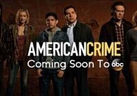 Extras casting call on 'American Crime""