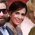 Zack Galifianakis, Owen Wilson & Kristen Wiig Armored Car Film Casting Tough Guys in NC