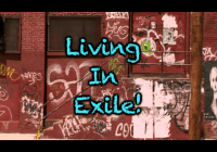 Living in Exile Season 2 casting actors for speaking roles