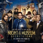 """""""Night at The Museum 3: Secret of the Tomb"""" Casting actors for NY Premiere Pays $1000"""