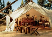 Casting call for new reality glamping series