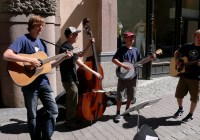 casting street musicians in L.A.