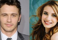 James Franco and Emma Roberts star in thriller Presto filming in New York