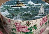 Ocean In A Teacup
