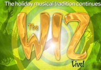 """Open audiotions for """"The Wiz"""" NBC holiday musical"""