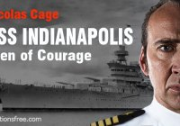 Nic Cage to star in USS Indianapolis movie
