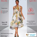 Casting Runway Models in the Orlando Area for Charity Fashion Show
