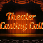 "Theater Auditions in Detroit for ""Two Chairs,"" African American Male Actor"