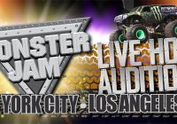 Auditions for Monster Jam Live