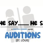 St Louis Auditions for Comedy Sketch Series
