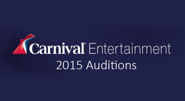 Carnival Cruises Auditions