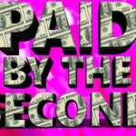 "New Game Show 'Paid By The Second"" Now Casting in Las Vegas & L.A."