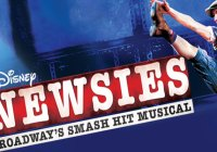 Auditions for Disney's Newsies national tour