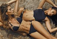 beachwear models Austin