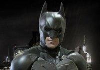 Batman impersonator