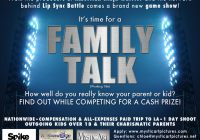 Family Talk Game Show