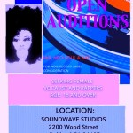 Open Call for Female Singers and Rappers in the SF Bay Area